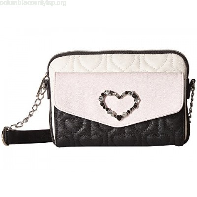 Betsey Johnson Wallet Crossbody ATqO785w