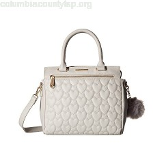Rampage Heart Quilt Midi Tote BmnHJ41t