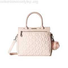 Rampage Heart Quilt Midi Tote cWVdtXCh
