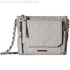 Rampage Quilted R Logo Crossbody 7aOWSwmT