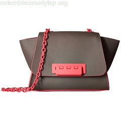 ZAC Zac Posen Eartha Iconic Neon Mini Chain Crossbody vveEAvJi