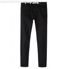 New collection JUDE BLACK SKINNY JEANS TEJANO NEGRO MANGO MEN EuPjbus9