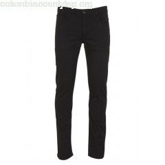 New collection PLAIN SLIM-FIT JEANS NOIR BEST MOUNTAIN MEN p0oORqjc