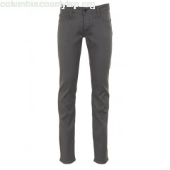 New collection PLAIN SLIM JEANS GREY LE TEMPS DES CERISES MEN yDLxkPSx