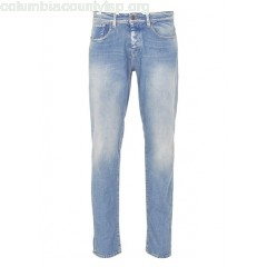 New collection RELAXED STRAIGHT JEANS LIGHT BLUE DENIM SELECTED MEN AujlQlaz