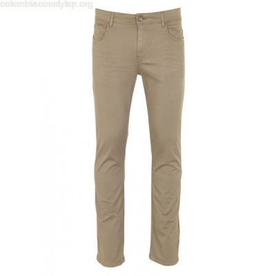 New collection SLIM-FIT COTTON JEANS ARMY BEST MOUNTAIN MEN rncrNW7v