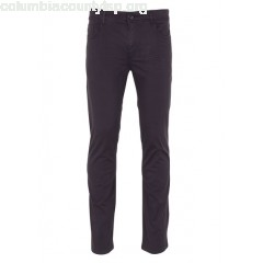 New collection SLIM-FIT COTTON JEANS NAVY BEST MOUNTAIN MEN ZiCYpHms
