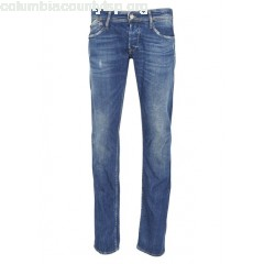 New collection SLIM-FIT JEANS BLUE LE TEMPS DES CERISES MEN dLsoW3iq