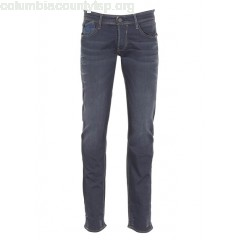 New collection SLIM STONEWASH JEANS BLUE LE TEMPS DES CERISES MEN hhNMw1wc