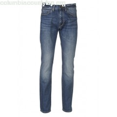New collection STRAIGHT JEANS 012V-BLUE CARHARTT WIP MEN 382Z8bhU