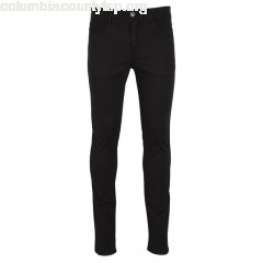 New collection STRETCH SLIM JEANS NOIR BEST MOUNTAIN MEN mkqRADFE