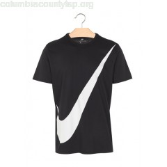 New collection REGULAR-FIT COTTON T-SHIRT WITH LOGO BLACK/LIGHT BONE NIKE MEN LCOIBq1t