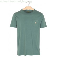 New collection REGULAR-FIT ROUND-NECK COTTON T-SHIRT EUCALYPTUS POLO RALPH LAUREN MEN hNXNh8pL