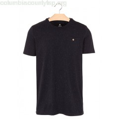 New collection REGULAR-FIT ROUND-NECK PRINTED COTTON T-SHIRT NAVY FAGUO MEN 3ak3b1PQ