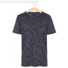 New collection REGULAR-FIT STRIPED COTTON T-SHIRT WITH ROUND NECK ATLANTIC BLUE O NEILL MEN nhQLD35S