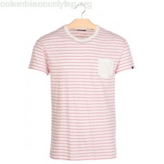 93a4c2c7479c New collection REGULAR-FIT STRIPED COTTON T-SHIRT WITH ROUND NECK X28-101
