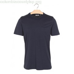 New collection ROUND-NECK COTTON T-SHIRT 689 MINIMUM MEN PH3MaixF