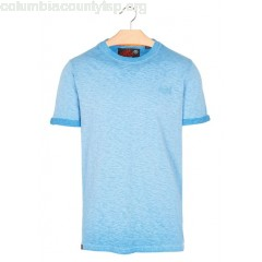 New collection SHORT-SLEEVED SLIM-FIT T-SHIRT DEEP TURK SUPERDRY MEN 4TkPaw4M