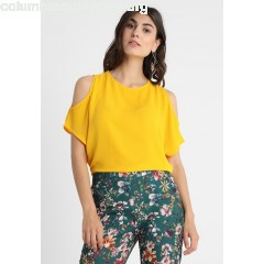 Anna Field Blouse yellow sjWEafz0