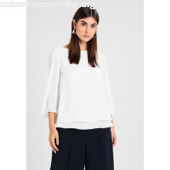 Esprit Collection SOFT CREPE Blouse off white DSaxXbSy