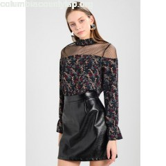 Even&Odd Blouse black RpmwmyOE