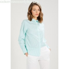 GANT THE BROADCLOTH BANKER Women's Shirt spearmint WEV6yPVu
