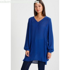 Kaffe AMBER V NECK TUNIC Tunic royal blue yxDIkb2F