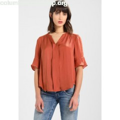 mint&berry Blouse copper knHilo2D