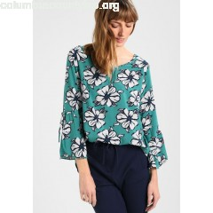 TOM TAILOR FEMININE FLOWER BLOUSE Blouse ecuador green ZWS1fipB