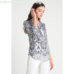 Wallis BURNOUT IKAT ETHNIC PRINT Blouse ink V9owr8CP