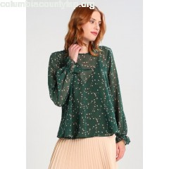 YAS YASGRACE Blouse hunter green kLn1d0UP