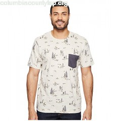 Columbia Lookout Point Pocket Tee 505v2t5P