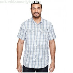 Columbia Silver Ridge Lite Plaid Short Sleeve Shirt TzQwbNfN