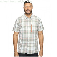 Columbia Silver Ridge™ Plaid S/S Shirt t0lVQm4i