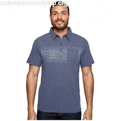 Columbia Trail Shaker Polo Shirt JNVFpcoK