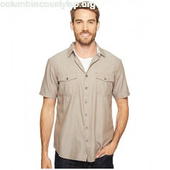 Ecoths Mathis Short Sleeve Shirt JVDZmqJU