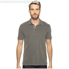 Lucky Brand Sueded Polo a3Qhp4vX