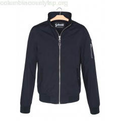 New collection CANVAS JACKET NAVY SCHOTT MEN DeAef2ku