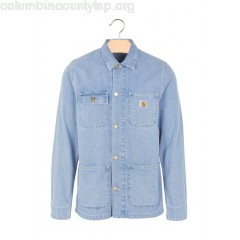 New collection DENIM JACKET 0112-BLUE CARHARTT WIP MEN x6UUYnSY