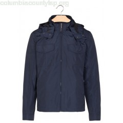 New collection HOODED PARKA NAVY BEST MOUNTAIN MEN hArTiBNi