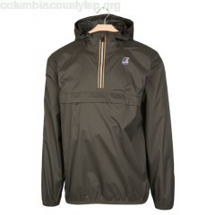 New collection LE VRAI LEON 3.0 WINDBREAKER JACKET WITH HOOD TORBA K.WAY MEN CckmjF8q