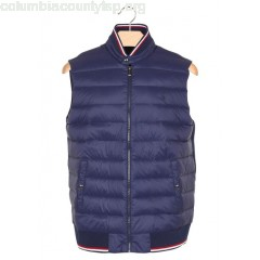New collection LIGHT PADDED GILET WITH JERSEY BACK FRENCH NAVY POLO RALPH LAUREN MEN ECpQpBqs