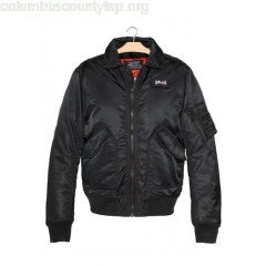New collection NYLON JACKET BLACK SCHOTT MEN 8nk8hmpE