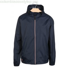 New collection NYLON STRAIGHT RAINCOAT NAVY HARRINGTON MEN m3Ox4tOu