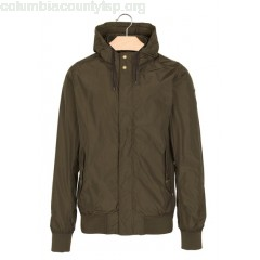 New collection ZIPPED JACKET WITH HOOD MILITARY SCOTCH AND SODA MEN HiGWcfVI