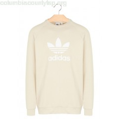 New collection REGULAR-FIT COTTON SWEATER WITH LOGO LIN ADIDAS MEN cC5VHUoh