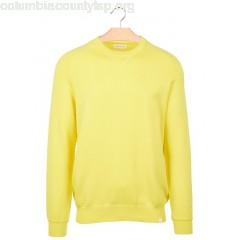 New collection REGULAR-FIT COTTON SWEATSHIRT SOLEIL HARRIS WILSON MEN XbaZNVNx