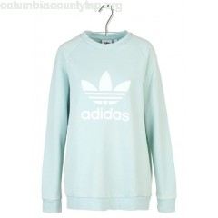 New collection REGULAR-FIT COTTON SWEATSHIRT WITH LOGO VERCEN ADIDAS MEN kQeV8krP