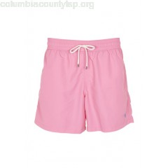 New collection PLAIN SWIM SHORTS CHROMA PINK POLO RALPH LAUREN MEN VItiPMgA