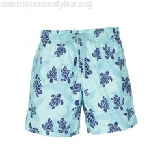 New collection PRINTED SWIM SHORTS LAGON VILEBREQUIN MEN SZuTlHoK